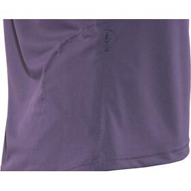 Ziener Clodette Fietsshirt korte mouwen Dames violet